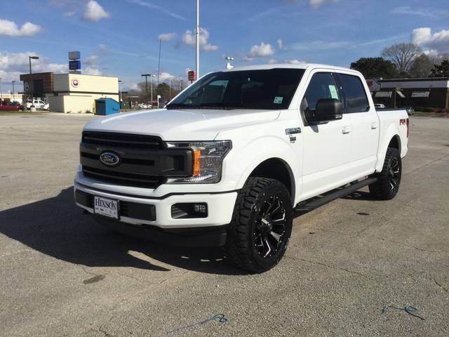 2018 F-150 SuperCrew Cab 4x4,  Pickup #F96225 - photo 4