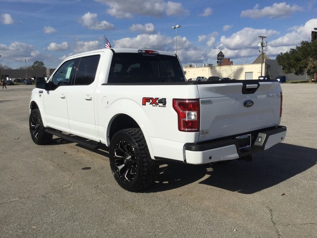 2018 F-150 SuperCrew Cab 4x4,  Pickup #F96225 - photo 6