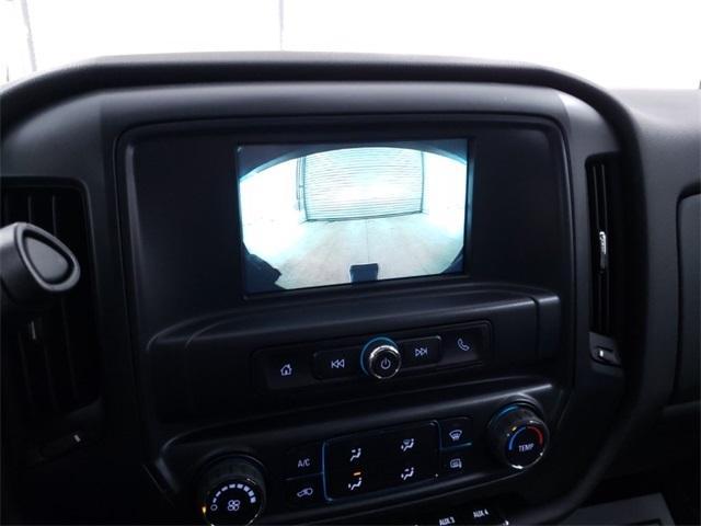 2019 Silverado Medium Duty Regular Cab DRW 4x2, Action Fabrication Platform Body #TC010701 - photo 15
