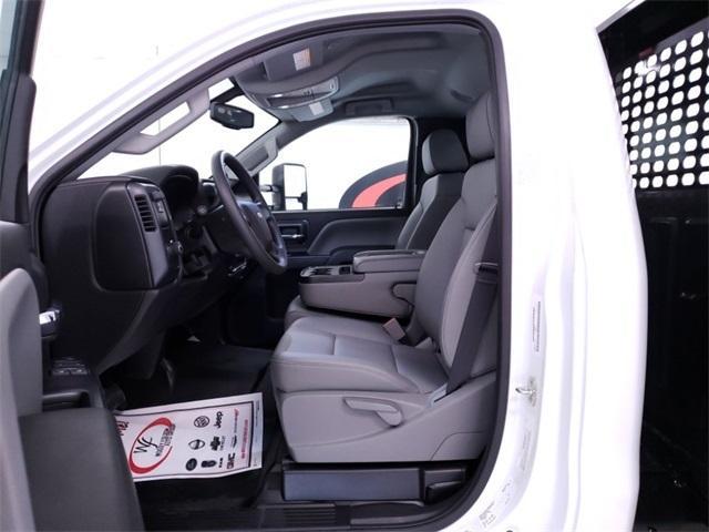 2019 Silverado Medium Duty Regular Cab DRW 4x2, Action Fabrication Platform Body #TC010701 - photo 25