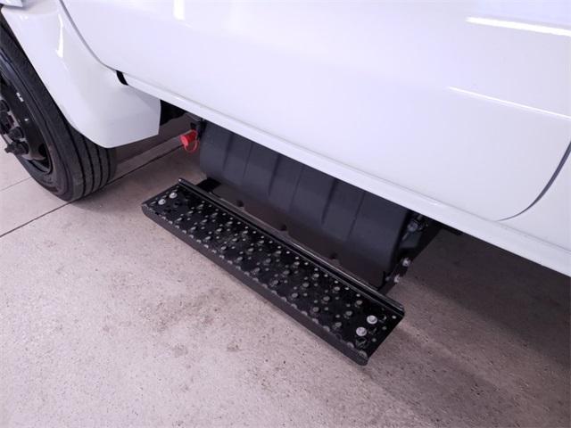2019 Silverado Medium Duty Regular Cab DRW 4x2, Action Fabrication Platform Body #TC010701 - photo 36