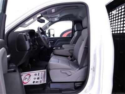 2019 Silverado Medium Duty Regular Cab DRW 4x2, Action Fabrication Platform Body #TC010701 - photo 10