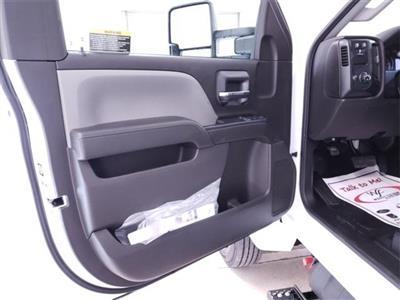 2019 Silverado Medium Duty Regular Cab DRW 4x2, Action Fabrication Platform Body #TC010701 - photo 24