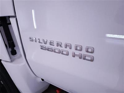 2019 Silverado Medium Duty Regular Cab DRW 4x2, Action Fabrication Platform Body #TC010701 - photo 35