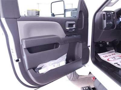 2019 Silverado Medium Duty Regular Cab DRW 4x2, Action Fabrication Platform Body #TC010701 - photo 9
