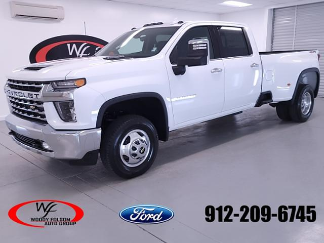 2021 Chevrolet Silverado 3500 Crew Cab 4x4, Pickup #TC012715 - photo 1