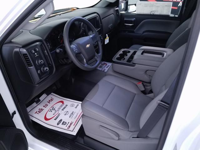 2019 Silverado 3500 Regular Cab DRW 4x4,  CM Truck Beds RD Model Platform Body #TC012895 - photo 10
