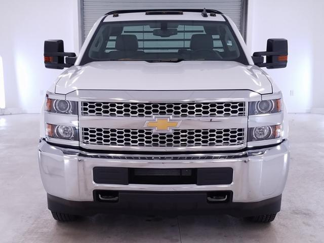 2019 Silverado 3500 Regular Cab DRW 4x4,  CM Truck Beds RD Model Platform Body #TC012895 - photo 3