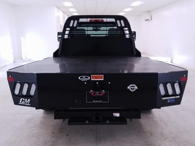 2019 Silverado 3500 Regular Cab DRW 4x4,  CM Truck Beds RD Model Platform Body #TC012895 - photo 5