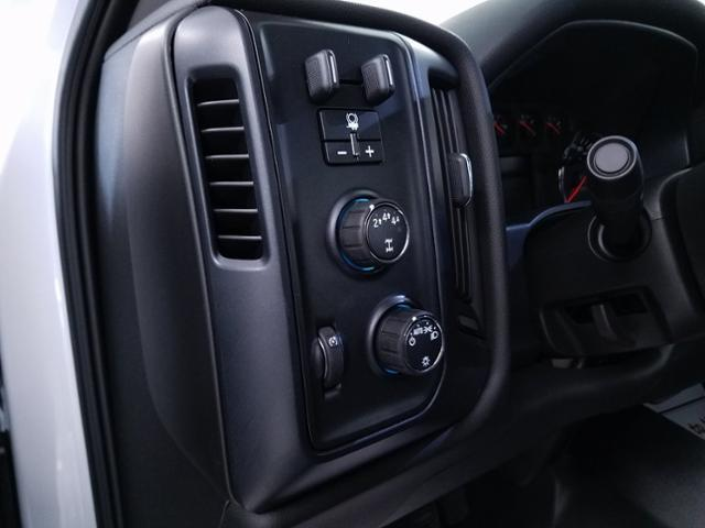 2019 Silverado 3500 Regular Cab DRW 4x4,  CM Truck Beds RD Model Platform Body #TC012895 - photo 8