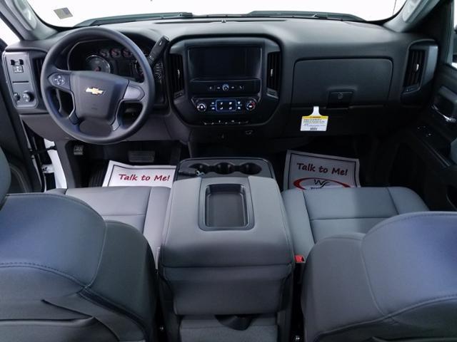 2019 Silverado 3500 Crew Cab DRW 4x2,  CM Truck Beds RD Model Platform Body #TC021199 - photo 13