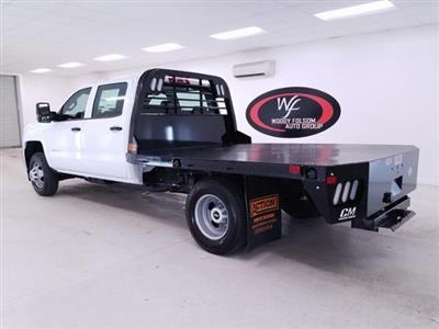 2019 Silverado 3500 Crew Cab DRW 4x2,  CM Truck Beds RD Model Platform Body #TC021199 - photo 2