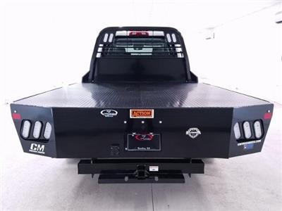 2019 Silverado 3500 Crew Cab DRW 4x2,  CM Truck Beds RD Model Platform Body #TC021199 - photo 5
