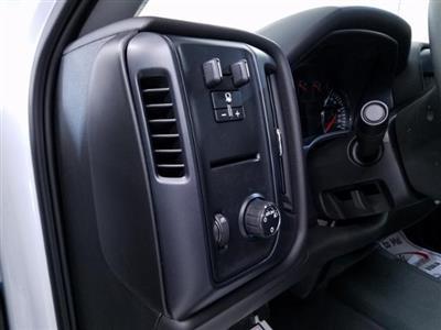 2019 Silverado 3500 Crew Cab DRW 4x2,  CM Truck Beds RD Model Platform Body #TC021199 - photo 9