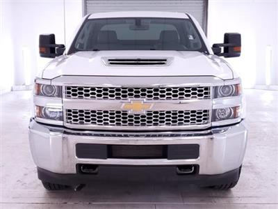 2019 Silverado 3500 Crew Cab 4x4,  Reading SL Service Body #TC021394 - photo 4
