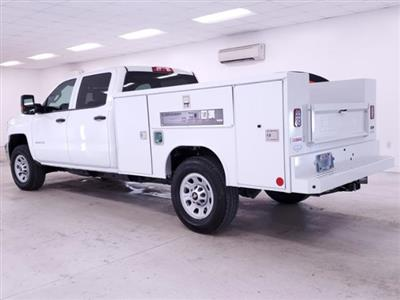 2019 Silverado 3500 Crew Cab 4x4,  Reading SL Service Body #TC021394 - photo 2