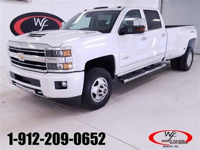 2019 Silverado 3500 Crew Cab 4x4,  Pickup #TC021396 - photo 1