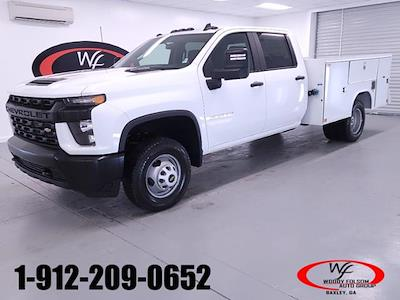 2021 Chevrolet Silverado 3500 Crew Cab 4x4, Reading SL Service Body #TC021515 - photo 1