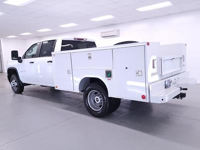 2021 Chevrolet Silverado 3500 Crew Cab 4x4, Reading SL Service Body #TC021515 - photo 2