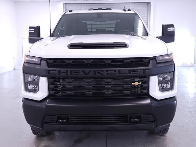 2021 Chevrolet Silverado 3500 Crew Cab 4x2, CM Truck Beds Platform Body #TC021614 - photo 3