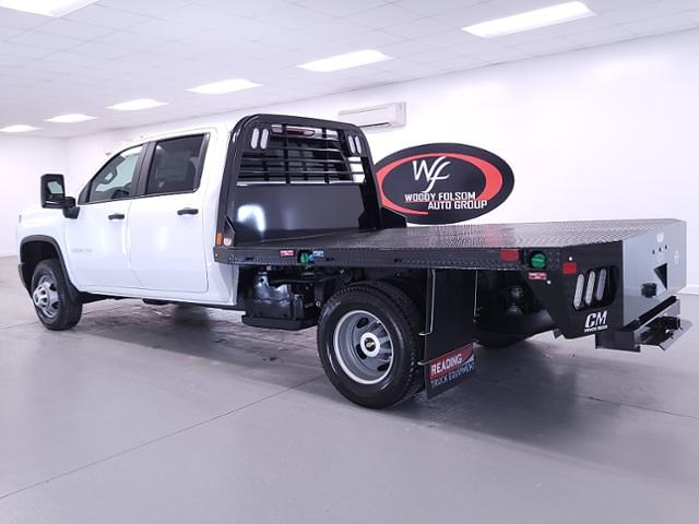 2021 Chevrolet Silverado 3500 Crew Cab 4x2, CM Truck Beds Platform Body #TC021614 - photo 2