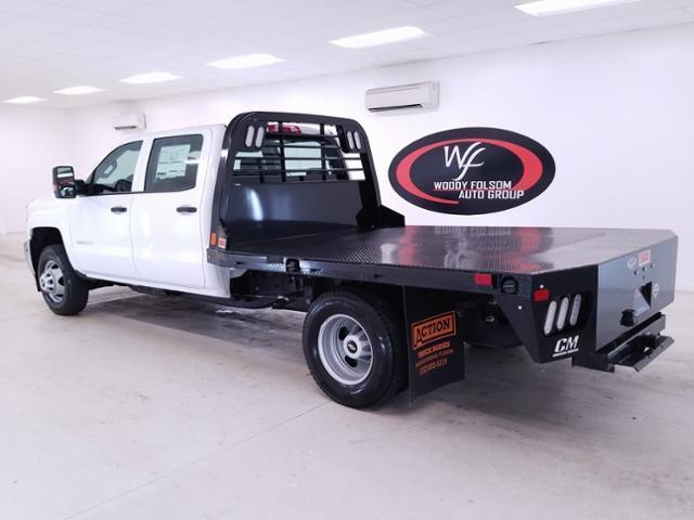 2019 Silverado 3500 Crew Cab DRW 4x2,  CM Truck Beds RD Model Platform Body #TC021996 - photo 2