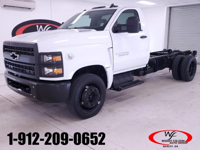 2020 Chevrolet Silverado Medium Duty Regular Cab DRW 4x2, Cab Chassis #TC022100 - photo 1