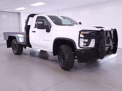 2021 Chevrolet Silverado 2500 Regular Cab 4x4, DewEze Platform Body #TC030117 - photo 6