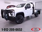2021 Chevrolet Silverado 2500 Regular Cab 4x4, DewEze Platform Body #TC030117 - photo 1