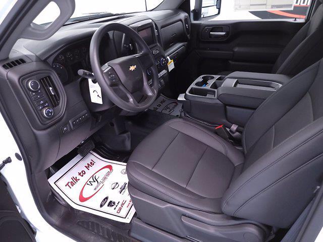 2021 Chevrolet Silverado 2500 Regular Cab 4x4, Cab Chassis #TC030118 - photo 10