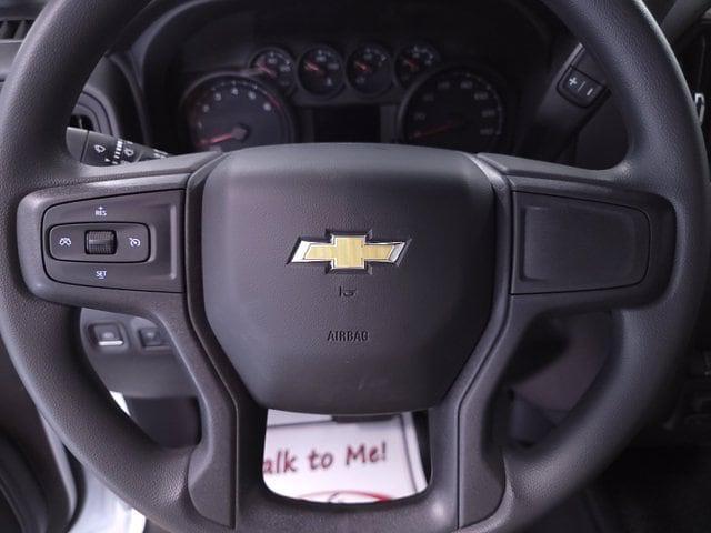 2021 Chevrolet Silverado 2500 Regular Cab 4x4, Cab Chassis #TC030118 - photo 11