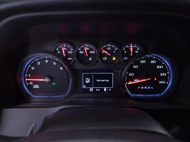 2021 Chevrolet Silverado 2500 Regular Cab 4x4, Cab Chassis #TC030118 - photo 12