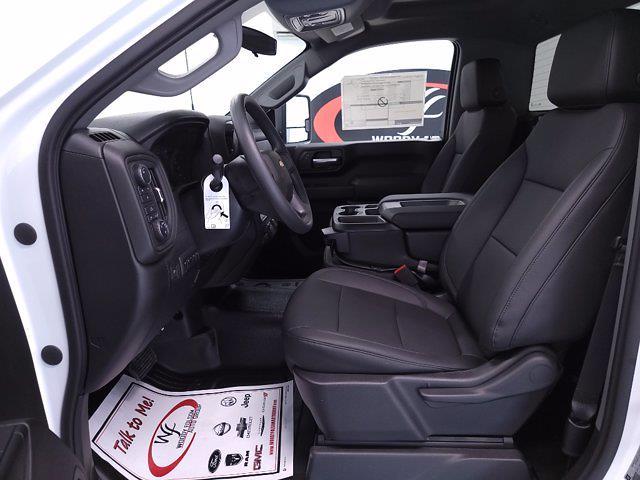 2021 Chevrolet Silverado 2500 Regular Cab 4x4, Cab Chassis #TC030118 - photo 9