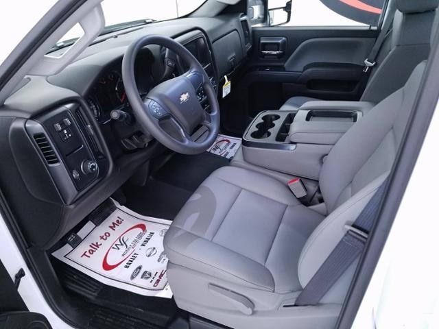 2019 Silverado 3500 Crew Cab DRW 4x2,  CM Truck Beds RD Model Platform Body #TC030595 - photo 10