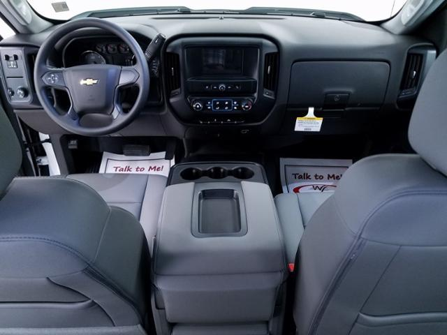 2019 Silverado 3500 Crew Cab DRW 4x2,  CM Truck Beds RD Model Platform Body #TC030595 - photo 12