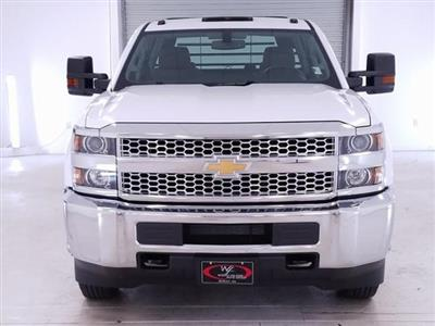 2019 Silverado 3500 Crew Cab DRW 4x2,  CM Truck Beds RD Model Platform Body #TC030595 - photo 3