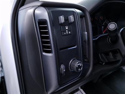 2019 Silverado 3500 Crew Cab DRW 4x2,  CM Truck Beds RD Model Platform Body #TC030595 - photo 8