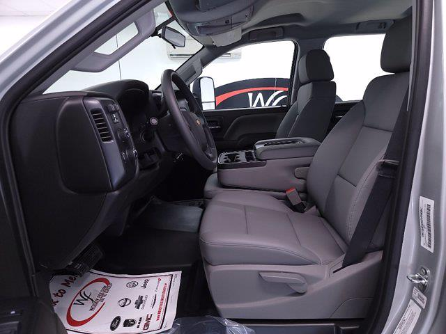 2021 Silverado 5500 Crew Cab DRW 4x4,  Bradford Built Platform Body #TC031916 - photo 11
