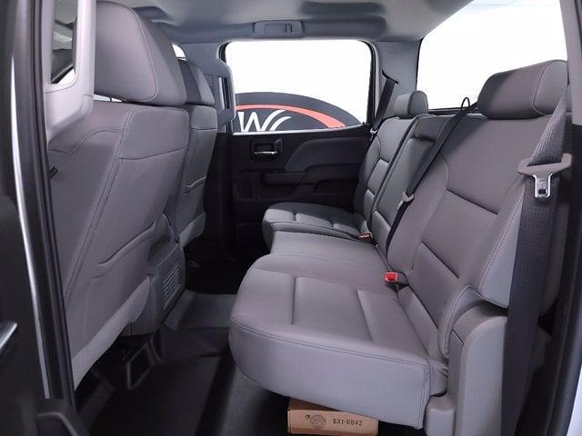 2021 Silverado 5500 Crew Cab DRW 4x4,  Bradford Built Platform Body #TC031916 - photo 14