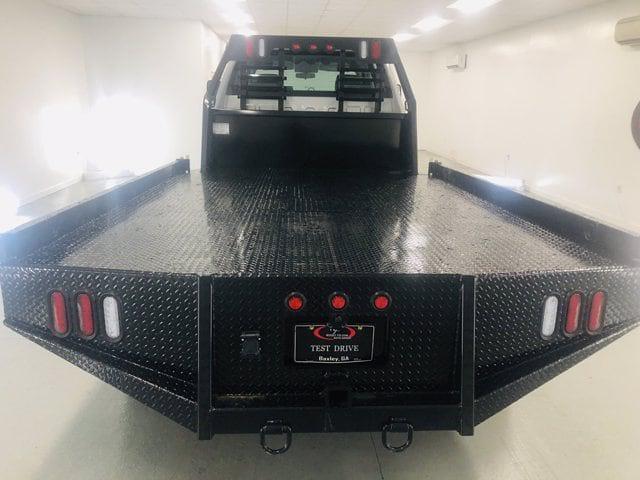 2021 Silverado 5500 Crew Cab DRW 4x4,  Bradford Built Platform Body #TC031916 - photo 5
