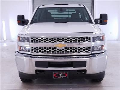 2019 Silverado 3500 Crew Cab DRW 4x2,  CM Truck Beds RD Model Platform Body #TC032092 - photo 6