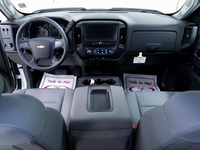 2019 Silverado 3500 Crew Cab DRW 4x2,  CM Truck Beds RD Model Platform Body #TC032093 - photo 12