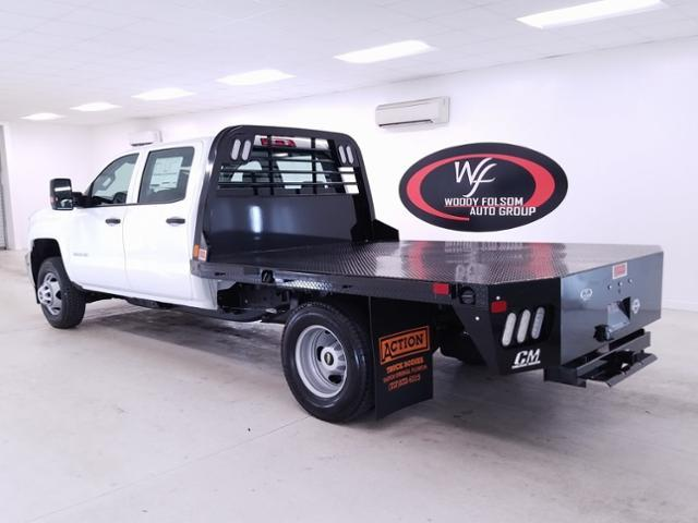 2019 Silverado 3500 Crew Cab DRW 4x2,  CM Truck Beds RD Model Platform Body #TC032093 - photo 2