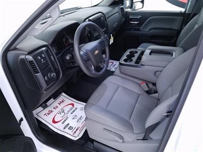 2019 Silverado 3500 Crew Cab DRW 4x2,  CM Truck Beds RD Model Platform Body #TC032094 - photo 10