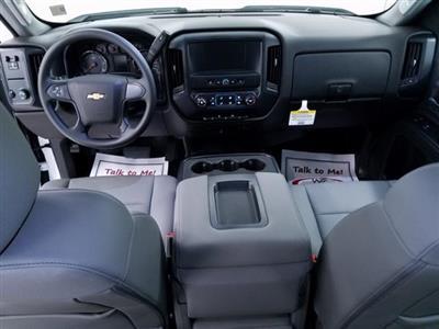2019 Silverado 3500 Crew Cab DRW 4x2,  CM Truck Beds RD Model Platform Body #TC032094 - photo 12