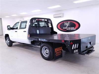 2019 Silverado 3500 Crew Cab DRW 4x2,  CM Truck Beds RD Model Platform Body #TC032094 - photo 2
