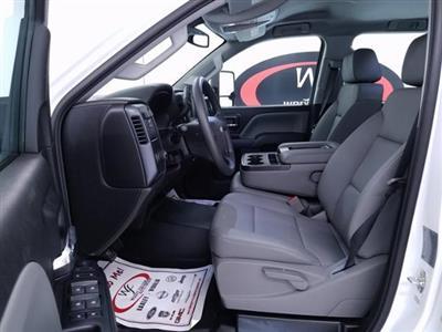 2019 Silverado 3500 Crew Cab DRW 4x2,  CM Truck Beds RD Model Platform Body #TC032094 - photo 9