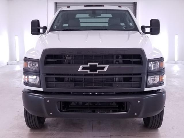2019 Chevrolet Silverado Medium Duty Regular Cab DRW RWD, Norstar ST Platform Body #TC032392 - photo 3