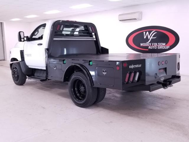 2019 Chevrolet Silverado Medium Duty Regular Cab DRW RWD, Norstar ST Platform Body #TC032392 - photo 2