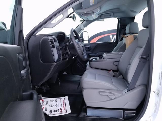 2019 Silverado Medium Duty Regular Cab DRW 4x2, Norstar ST Platform Body #TC032392 - photo 9